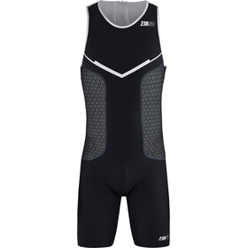 Z3R0D Racer Trisuit Heren, black series
